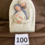 #100 The Holy Family  A Child is Born  $15.00