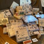 #128 SOLD  An Abundance of Stampin'Up pads most new $25.00