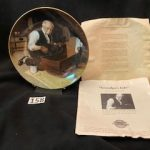 #158  Norman Rockwell  Grandpa's Gift $8.00