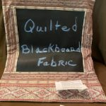 #20 Quilted Fabric Wall Hanging
