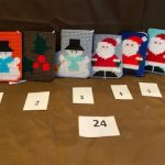 #24 Holiday Gift Card Holders 1-2-3-4-5-6 $2.00 each