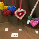 #26 Handmade Ornaments 1-2-3 $2.00 each