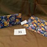#31 Cloth Checkbook covers $2.00 each