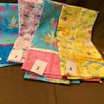 #38 Pillowcases  $8. ea        1 Tinkerbell                2 Butterflies   3Tinkerbell                         4 Jesus and Me