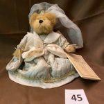 #45  Boyd's Bear Baily  The Princess Bear   $15.00