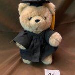 #46  Gibson Greeting Graduation Bear   $8.00