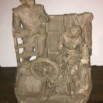 #35 John Alden & Priscilla Patented 1885 $75.00